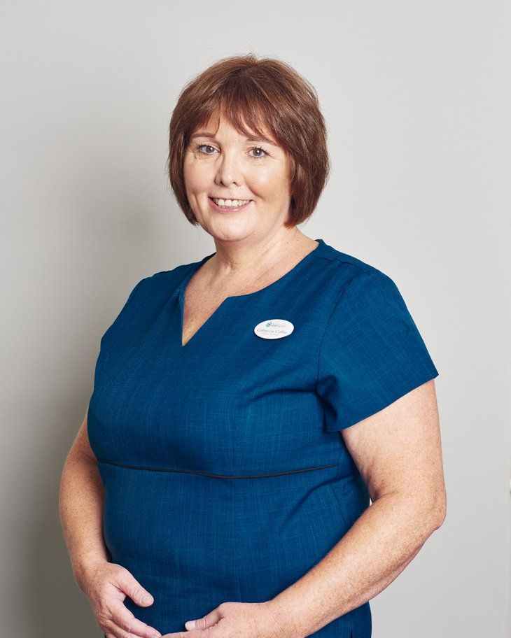 Catherine Coffey - Medical Secretary