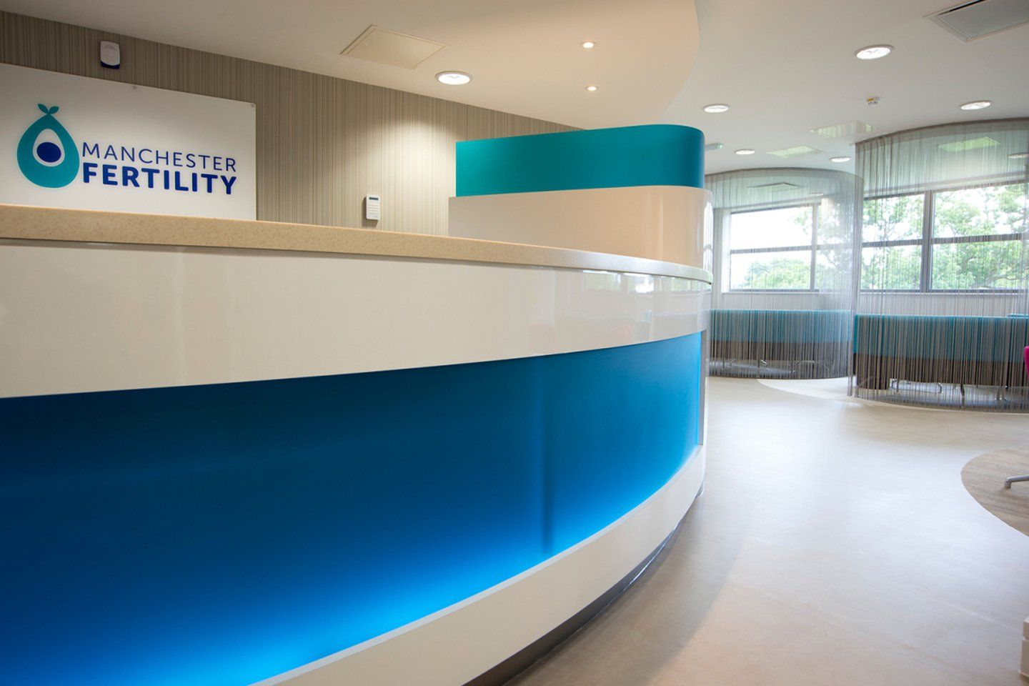Inside our fertility clinic at Manchester Fertility