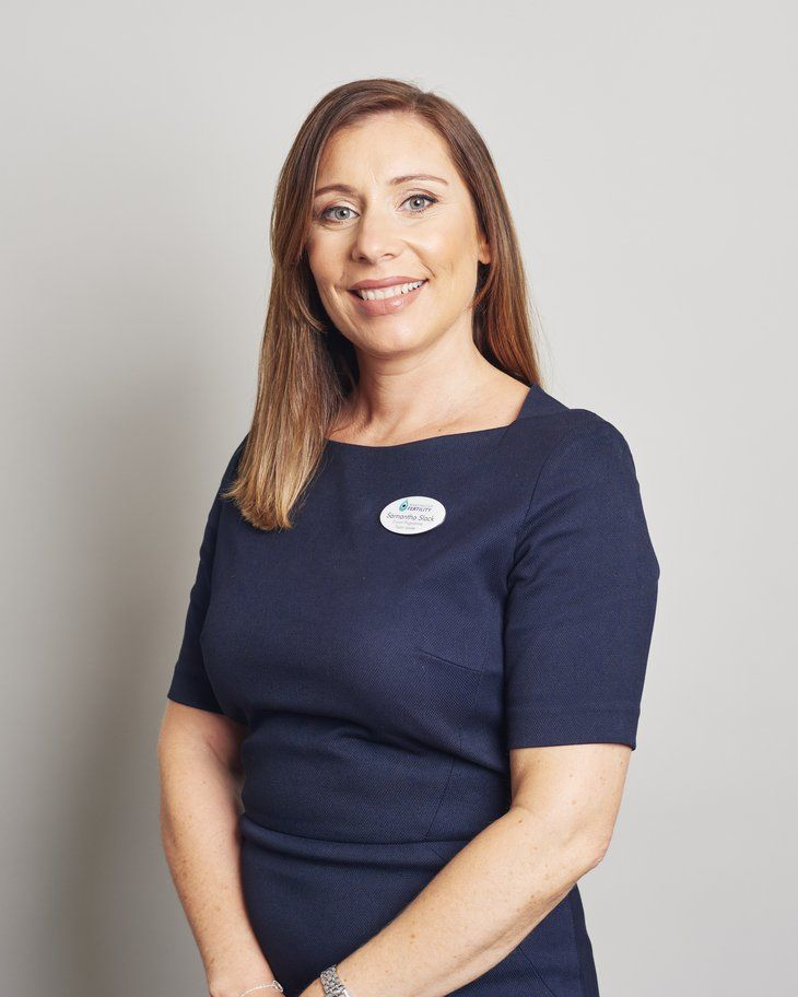 Samantha Slack - Donor Programme Team Leader