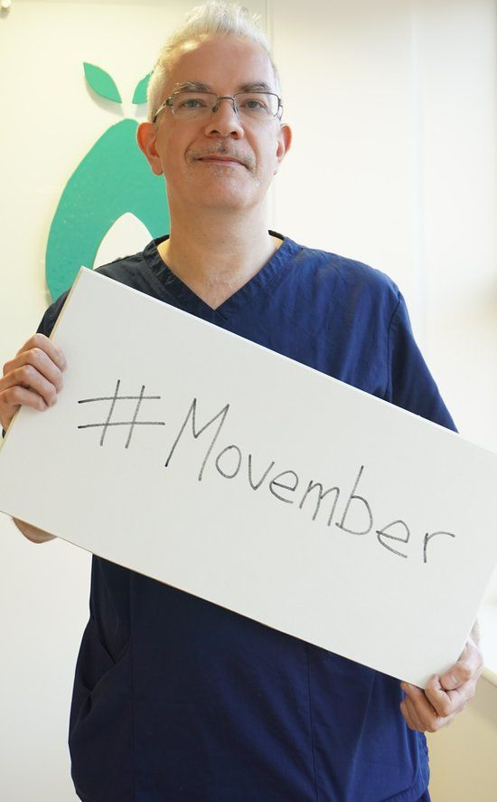 Movember: Fertility & Cancer in Men