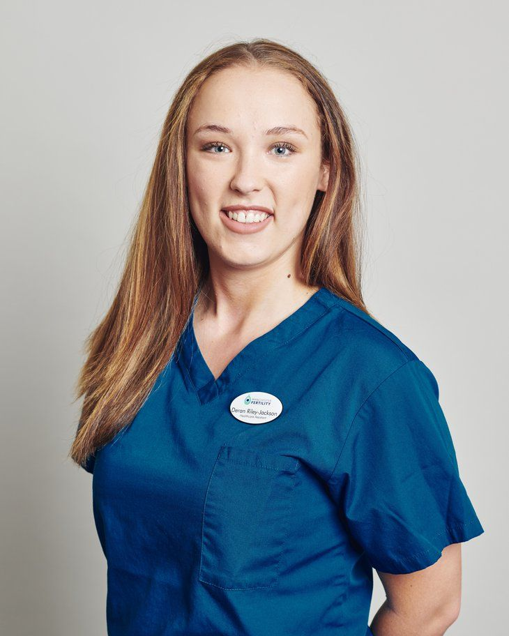 Deran Riley-Jackson - Healthcare Assistant