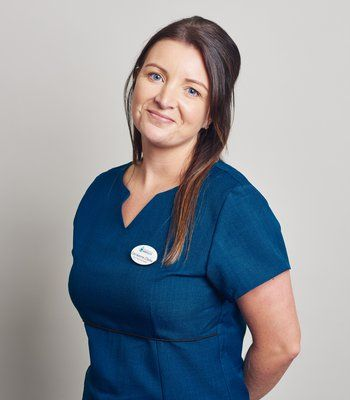 Carrieanne Clarke - Donor Programme Assistant