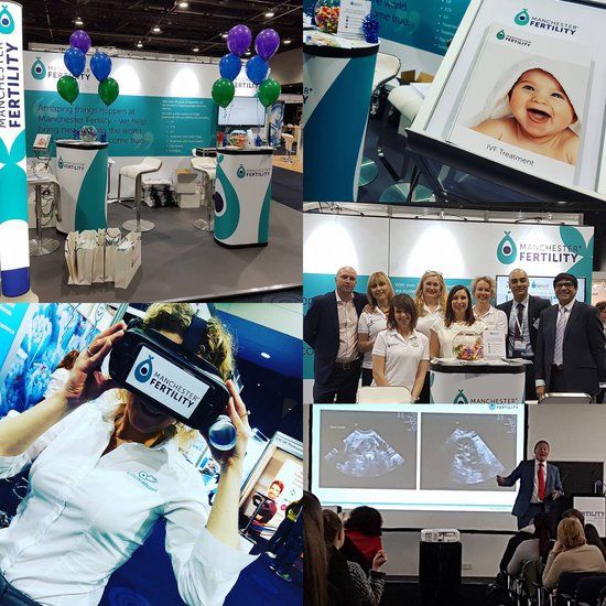 Manchester Fertility at The Fertility Show