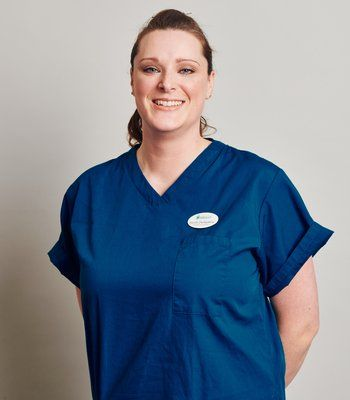 Sarah Derbyshire - Healthcare Assistant