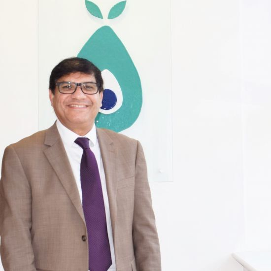 Get to Know Your Doctor Team: Consultant Muhammad Akhtar